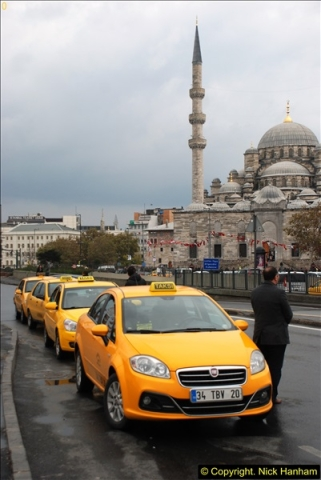 2013-10-17 to 18 London to Istanbul, Turkey.  (327)327