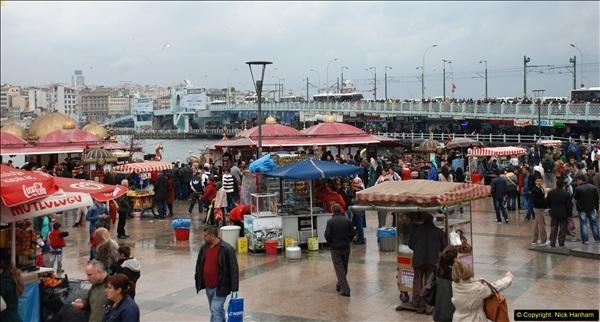 2013-10-17 to 18 London to Istanbul, Turkey.  (330)330