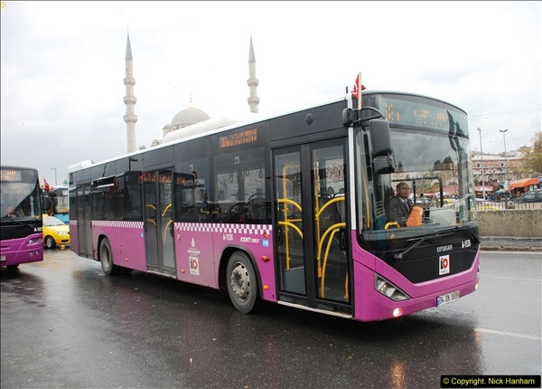 2013-10-17 to 18 London to Istanbul, Turkey.  (332)332