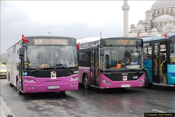 2013-10-17 to 18 London to Istanbul, Turkey.  (333)333