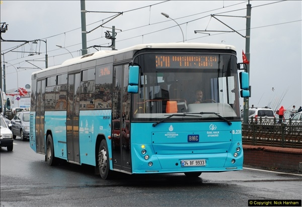 2013-10-17 to 18 London to Istanbul, Turkey.  (340)340