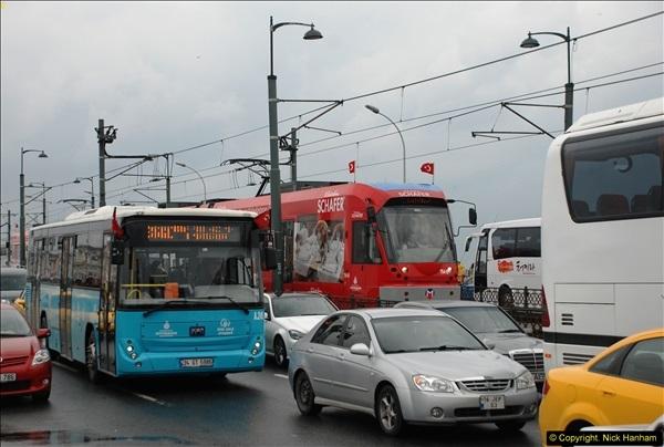 2013-10-17 to 18 London to Istanbul, Turkey.  (341)341