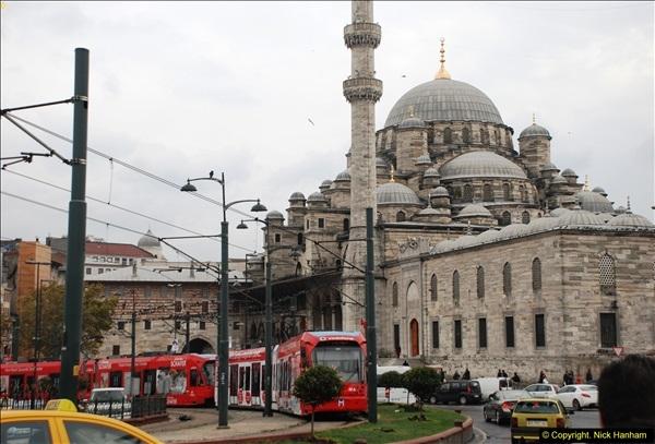 2013-10-17 to 18 London to Istanbul, Turkey.  (342)342