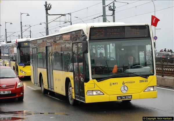 2013-10-17 to 18 London to Istanbul, Turkey.  (345)345