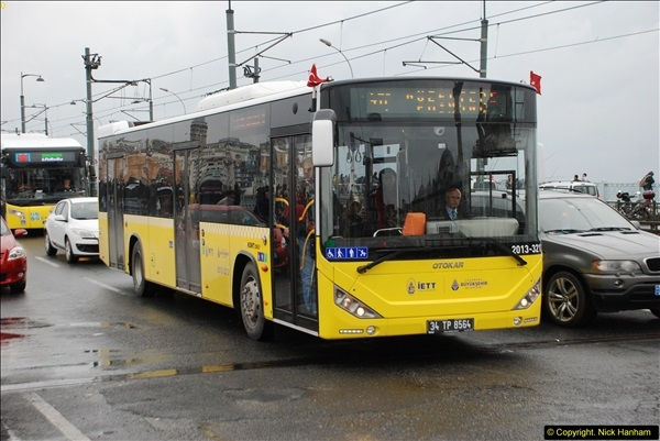2013-10-17 to 18 London to Istanbul, Turkey.  (346)346