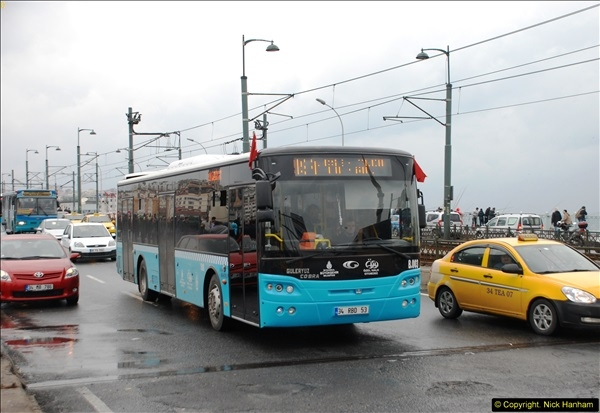 2013-10-17 to 18 London to Istanbul, Turkey.  (348)348