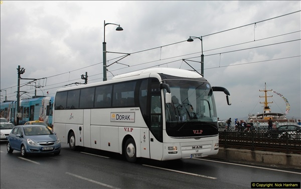 2013-10-17 to 18 London to Istanbul, Turkey.  (352)352