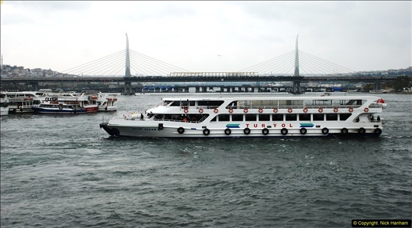 2013-10-17 to 18 London to Istanbul, Turkey.  (362)362