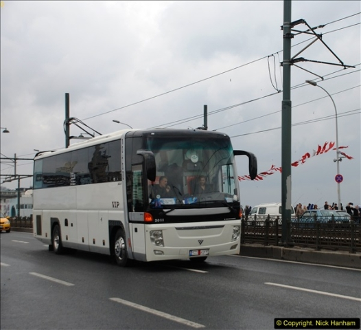 2013-10-17 to 18 London to Istanbul, Turkey.  (365)365