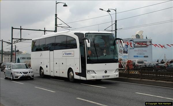 2013-10-17 to 18 London to Istanbul, Turkey.  (369)369