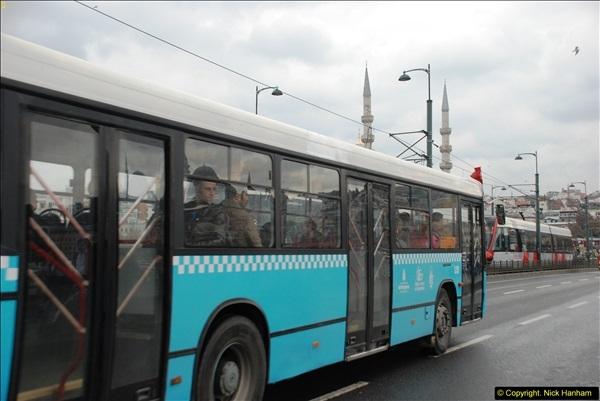 2013-10-17 to 18 London to Istanbul, Turkey.  (371)371