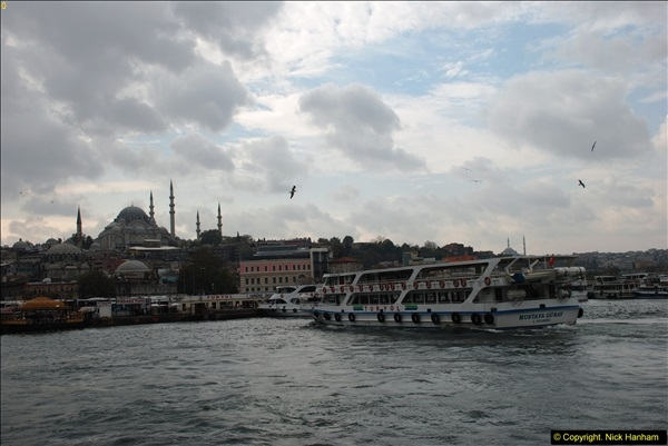 2013-10-17 to 18 London to Istanbul, Turkey.  (374)374