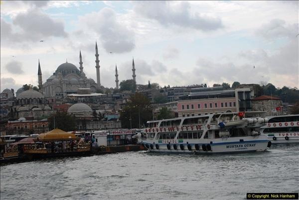 2013-10-17 to 18 London to Istanbul, Turkey.  (375)375