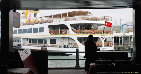 2013-10-17 to 18 London to Istanbul, Turkey.  (376)376