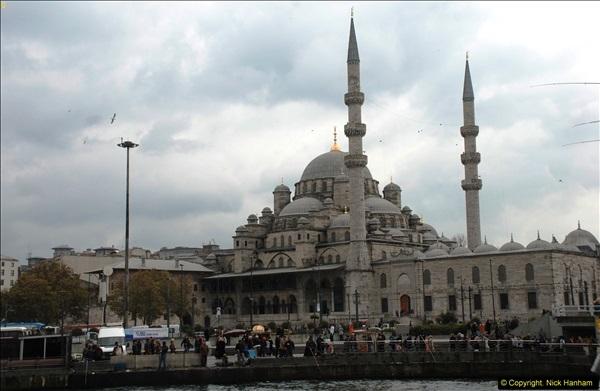 2013-10-17 to 18 London to Istanbul, Turkey.  (380)380