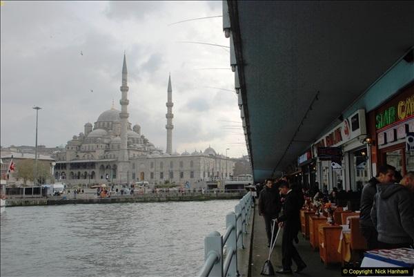 2013-10-17 to 18 London to Istanbul, Turkey.  (381)381