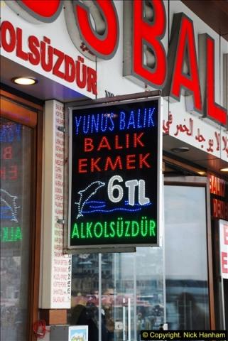 2013-10-17 to 18 London to Istanbul, Turkey.  (382)382
