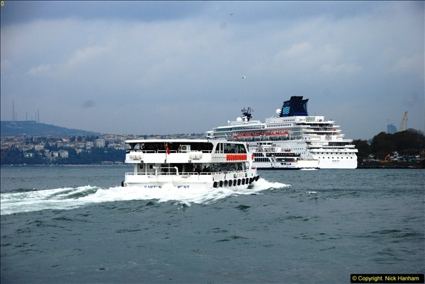 2013-10-17 to 18 London to Istanbul, Turkey.  (391)391