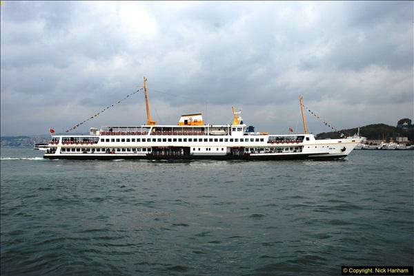 2013-10-17 to 18 London to Istanbul, Turkey.  (392)392