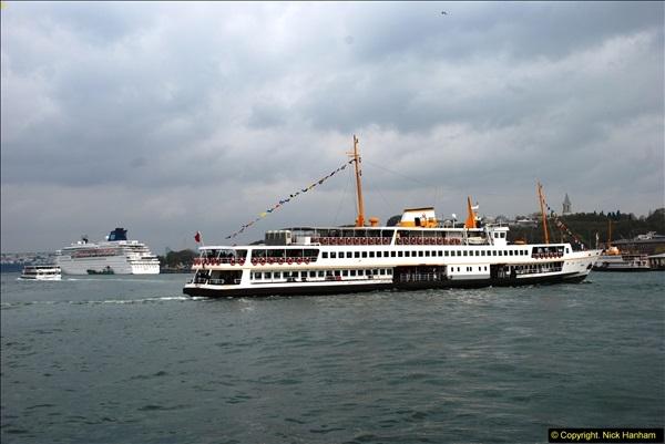 2013-10-17 to 18 London to Istanbul, Turkey.  (393)393