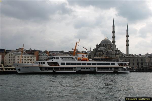 2013-10-17 to 18 London to Istanbul, Turkey.  (394)394