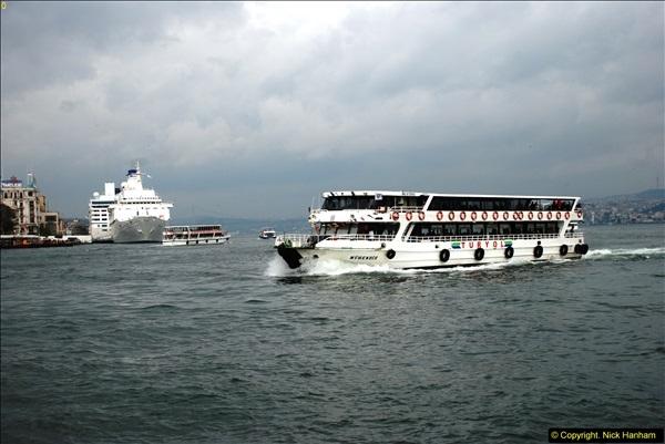 2013-10-17 to 18 London to Istanbul, Turkey.  (395)395
