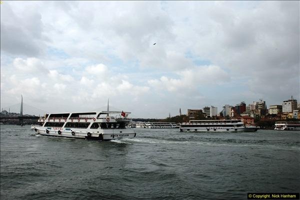 2013-10-17 to 18 London to Istanbul, Turkey.  (397)397