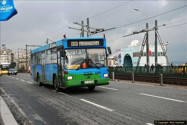 2013-10-17 to 18 London to Istanbul, Turkey.  (398)398