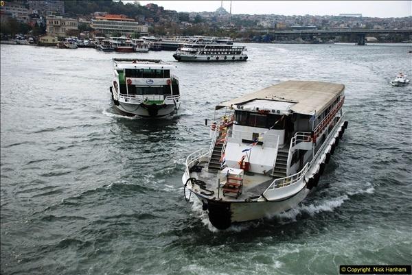 2013-10-17 to 18 London to Istanbul, Turkey.  (407)407