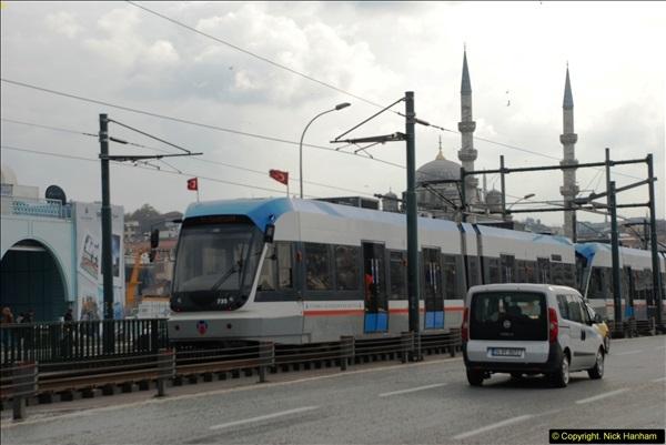 2013-10-17 to 18 London to Istanbul, Turkey.  (409)409
