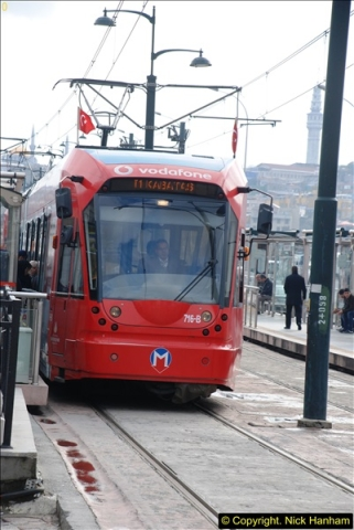 2013-10-17 to 18 London to Istanbul, Turkey.  (433)433