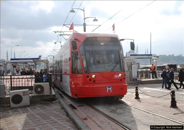 2013-10-17 to 18 London to Istanbul, Turkey.  (434)434