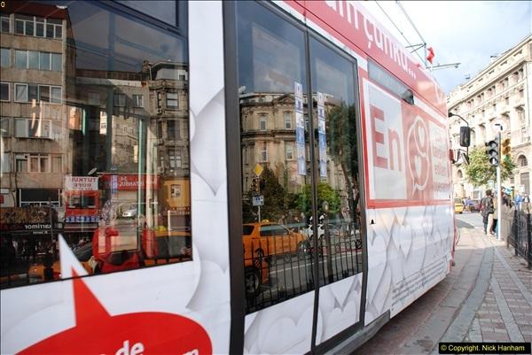 2013-10-17 to 18 London to Istanbul, Turkey.  (435)435