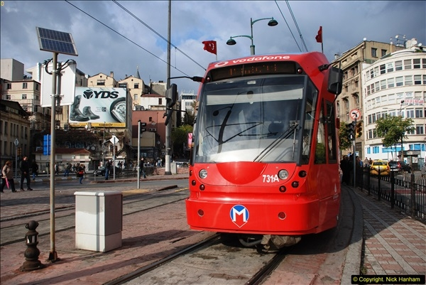 2013-10-17 to 18 London to Istanbul, Turkey.  (436)436