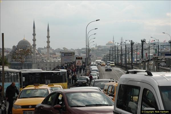 2013-10-17 to 18 London to Istanbul, Turkey.  (446)446