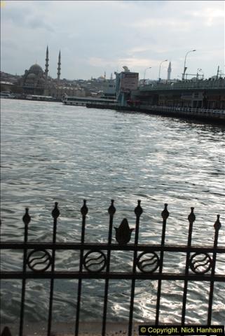 2013-10-17 to 18 London to Istanbul, Turkey.  (454)454