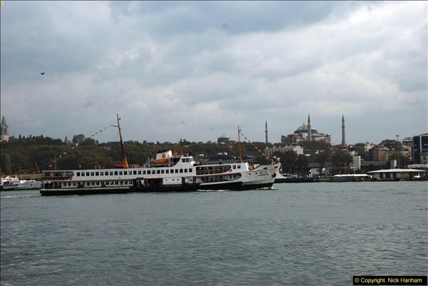 2013-10-17 to 18 London to Istanbul, Turkey.  (456)456