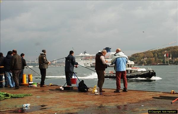 2013-10-17 to 18 London to Istanbul, Turkey.  (458)458