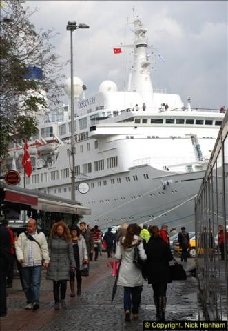 2013-10-17 to 18 London to Istanbul, Turkey.  (460)460