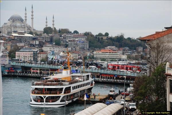 2013-10-17 to 18 London to Istanbul, Turkey.  (472)472