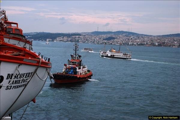2013-10-17 to 18 London to Istanbul, Turkey.  (479)479