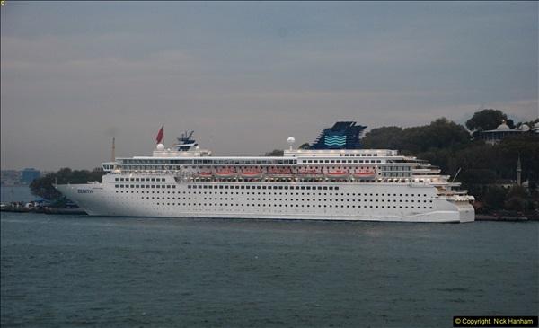 2013-10-17 to 18 London to Istanbul, Turkey.  (480)480
