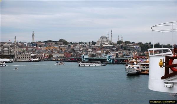 2013-10-17 to 18 London to Istanbul, Turkey.  (481)481