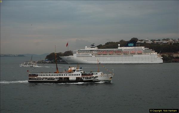 2013-10-17 to 18 London to Istanbul, Turkey.  (482)482