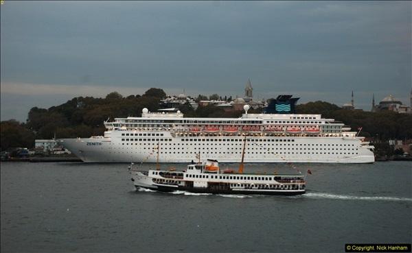 2013-10-17 to 18 London to Istanbul, Turkey.  (485)485