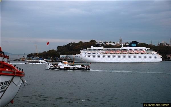 2013-10-17 to 18 London to Istanbul, Turkey.  (486)486