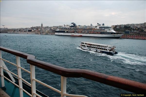 2013-10-17 to 18 London to Istanbul, Turkey.  (489)489