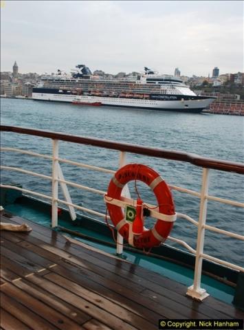 2013-10-17 to 18 London to Istanbul, Turkey.  (490)490