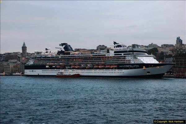 2013-10-17 to 18 London to Istanbul, Turkey.  (491)491