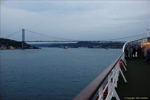 2013-10-17 to 18 London to Istanbul, Turkey.  (495)495